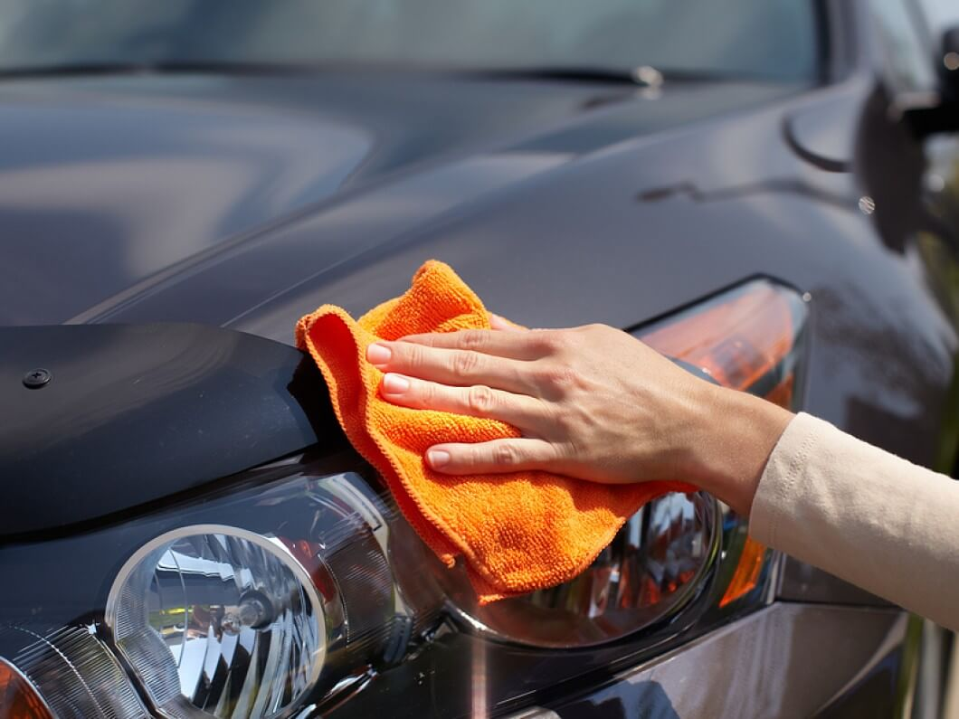 Consejos Cabriolet - Limpieza del automóvil