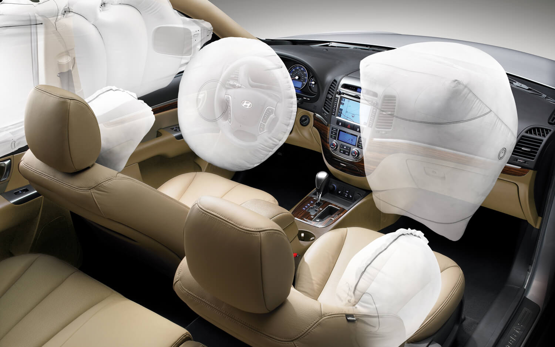 Hyundai Santa Fe Airbags