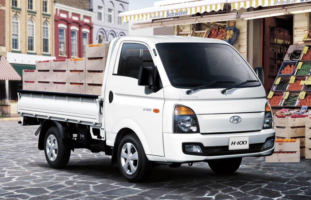 Hyundai H100 - Presentación