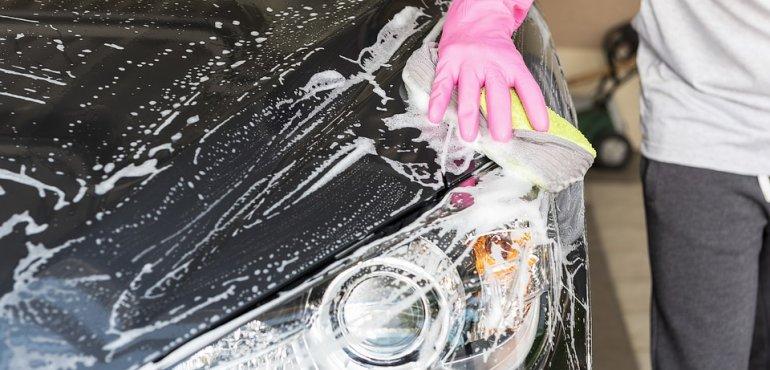 Cómo mantener limpio tu vehículo